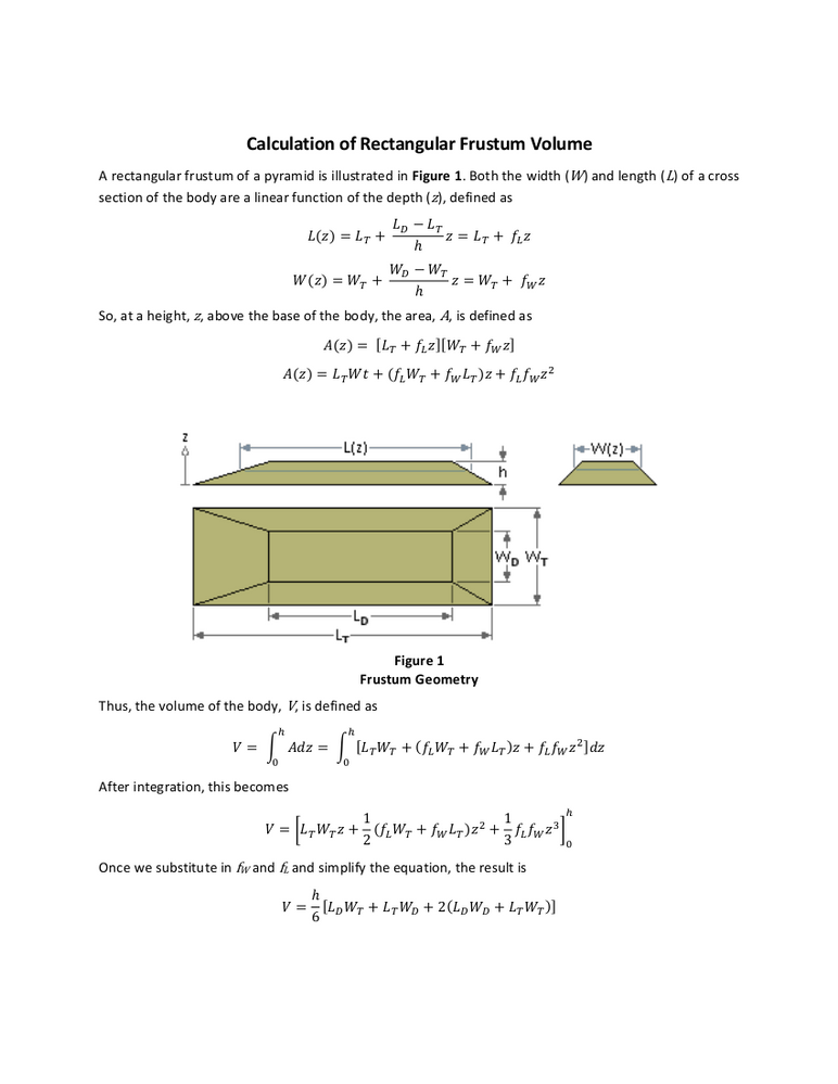 Calculation of Rectangular Frustum Volume.png