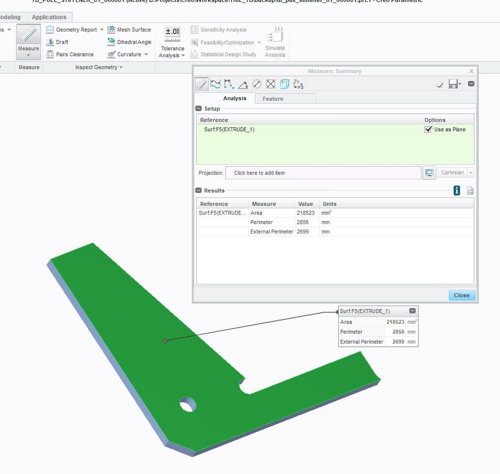 What is the best way to automate and get cut lengt    - PTC