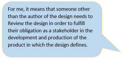 Design Review Definition