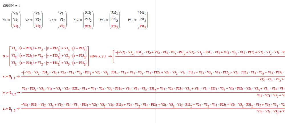 Solved Symbolic Equation In Solve Block Ptc Community